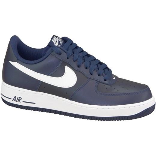 Buty sportowe męskie Nike air force jesienne skórzane