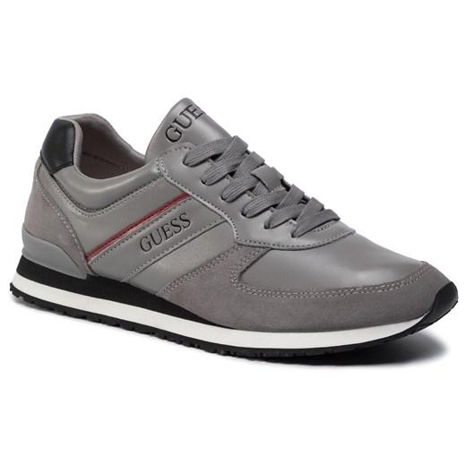Buty sportowe męskie Guess sznurowane w Domodi