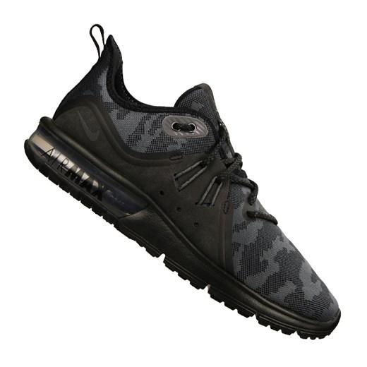 Buty sportowe męskie wielokolorowe Nike air max sequent z tkaniny