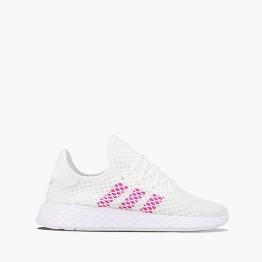 Buty sportowe damskie Adidas Originals dla biegaczy gładkie