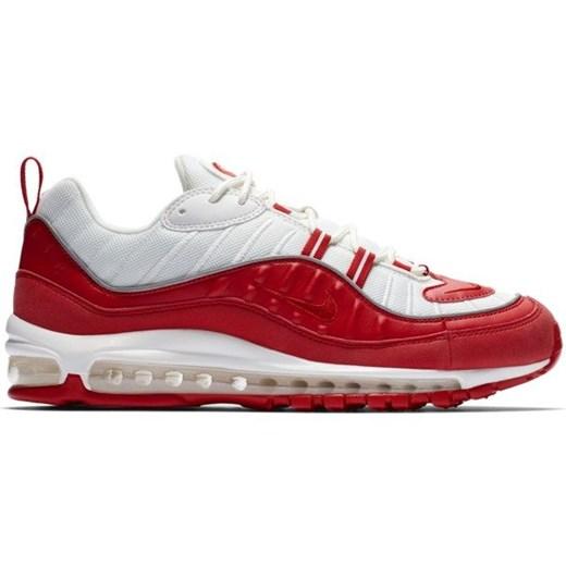 Buty sportowe męskie Nike sznurowane skórzane w Domodi