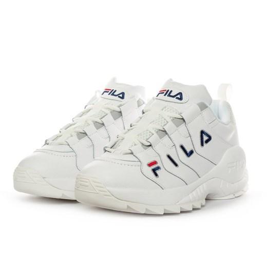 Fila buty sportowe męskie ze skóry ekologicznej