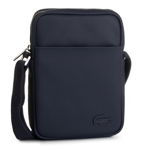 Saszetka LACOSTE - Slim Vertical Camera Bag NH2340HC Peacoat 021  Lacoste  eobuwie.pl