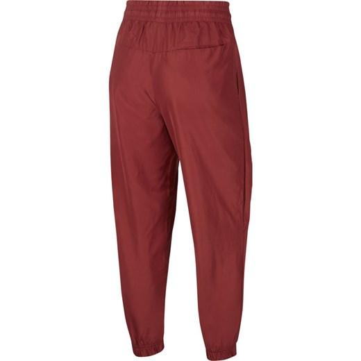 Spodnie sportowe Nike tkaninowe n078z