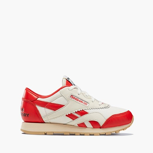 Buty sportowe damskie Reebok Classic nylon sznurowane bez