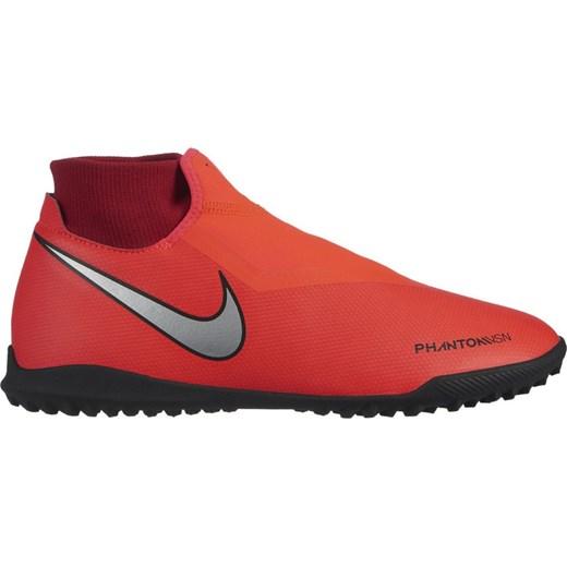 Buty sportowe męskie Nike sznurowane skórzane wiosenne w Domodi