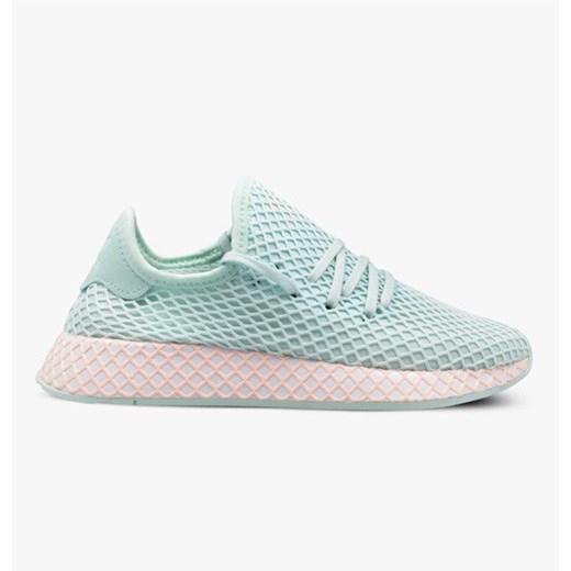 Buty sportowe damskie Adidas Originals do biegania miętowe