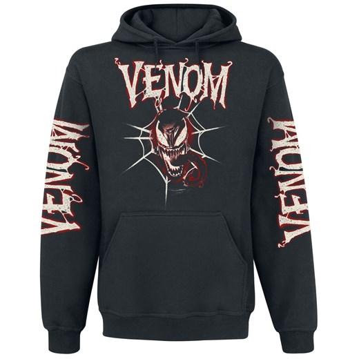 Bluza męska czarna Venom (marvel)