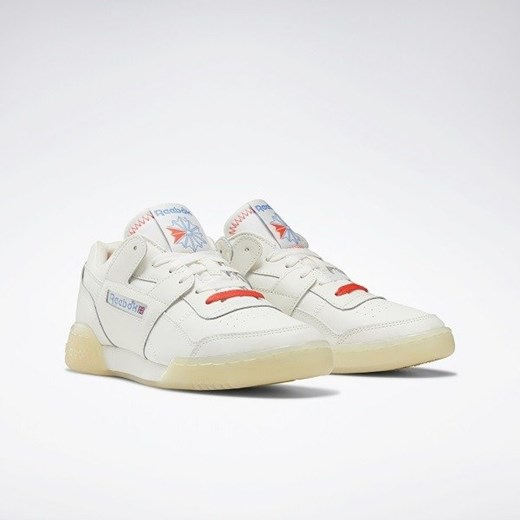 Buty sportowe damskie białe Reebok Classic workout na