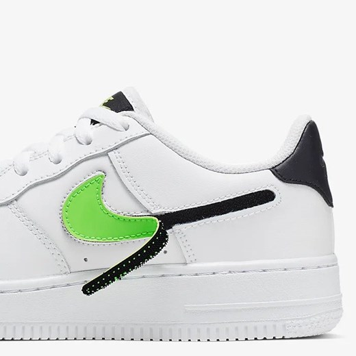 Buty damskie sneakersy Nike Air Force 1 LV8 3 (GS) AR7446 100 Nike   sneakerstudio.pl