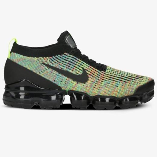 Buty sportowe męskie wielokolorowe Nike vapormax wiązane w