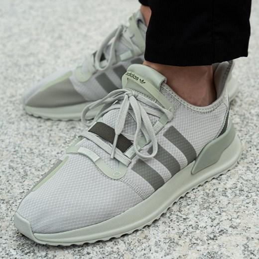 Buty sportowe męskie szare Adidas Originals w Domodi