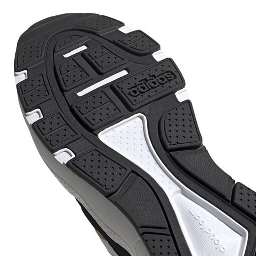 Buty sportowe męskie Adidas crazy wielokolorowe skórzane na