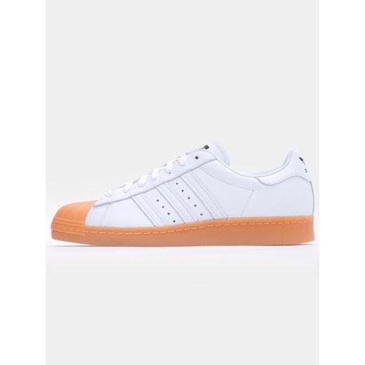 Trampki męskie Adidas Originals superstar białe sznurowane