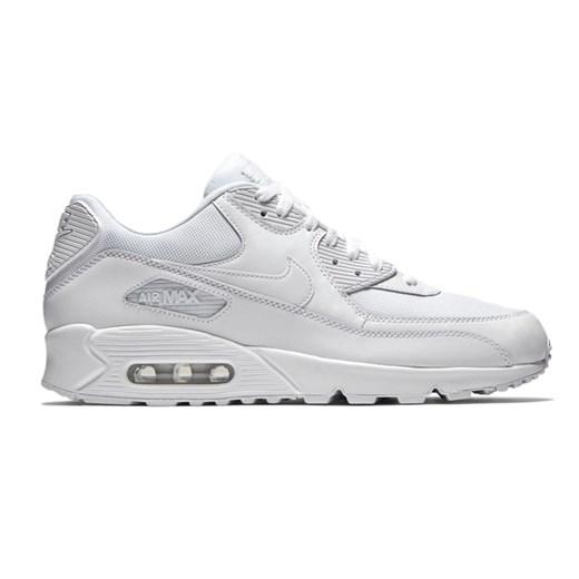 Buty sportowe męskie Nike air max 91 białe na wiosnę