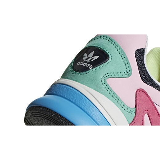 Sneakersy damskie Adidas na platformie