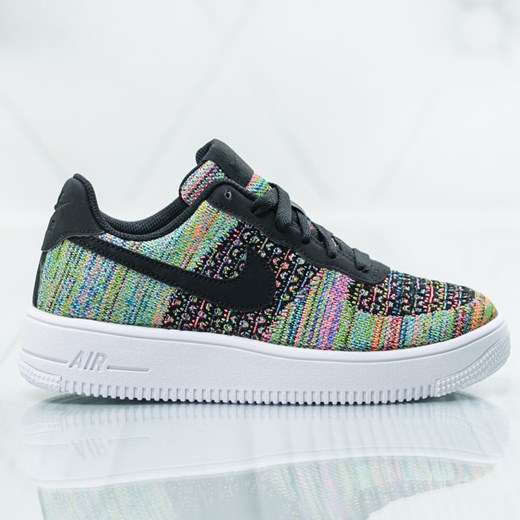 Nike Air Force 1 Flyknit 2.0 GS BV0063-002   37 1/2 Sneakers.pl
