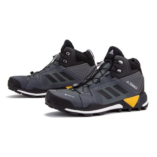 Buty trekkingowe męskie Adidas gore tex sportowe sznurowane