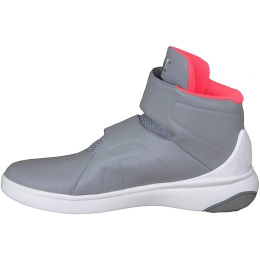 Buty sportowe męskie Nike na rzepy skórzane vltef