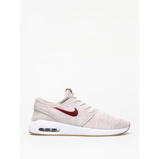 Nike buty sportowe męskie sb szare sznurowane w Domodi