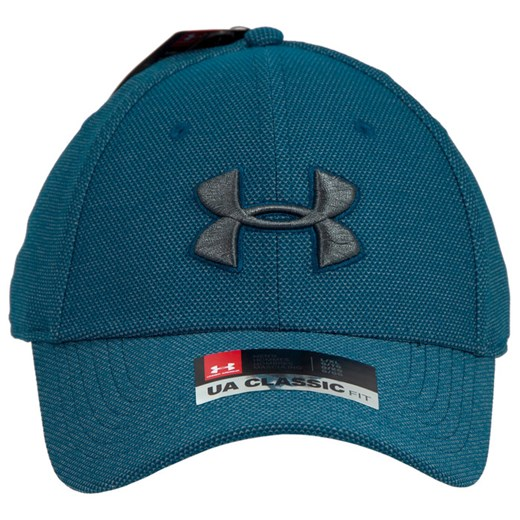 UNDER ARMOUR czapka z daszkiem BLITZING 3.0 1305037-417 Turkusowy M/L Under Armour   an-sport