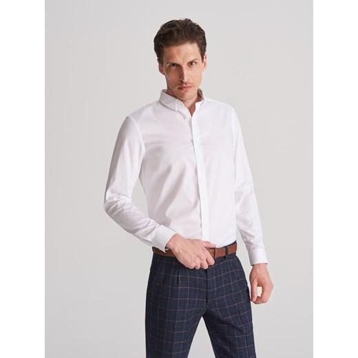 Reserved koszula męska z długim rękawem w Domodi  Tm5SU