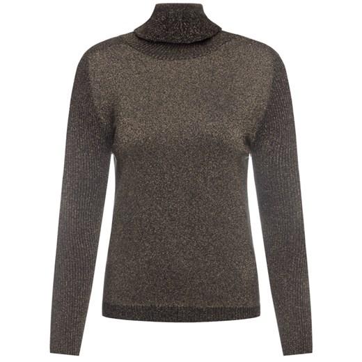 Sweter damski Twinset Odzież Damska EZ brązowy PESG