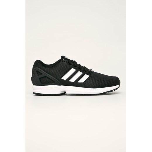 Buty sportowe damskie Adidas Originals zx flux czarne w Domodi