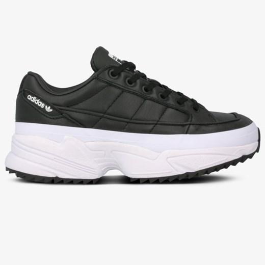 Sneakersy damskie Adidas bez wzorów sznurowane sportowe jesienne