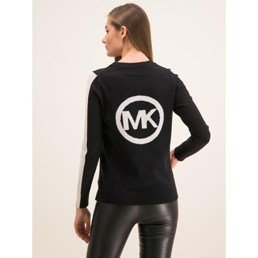 Sweter damski Michael Kors Odzież Damska DC czarny CFFC