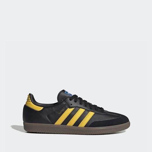 buty sportowe Adidas Originals adidas Originals Buty skórzane Samba OG EG9326