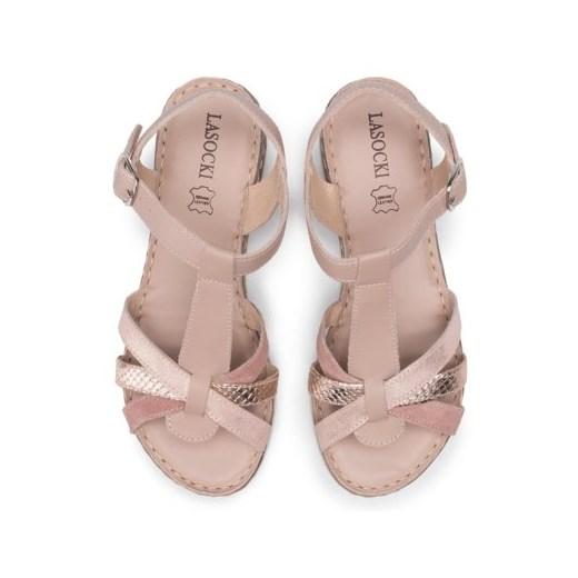Sandały damskie Lasocki casual