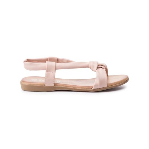 Sandały damskie Bassano płaskie casual w Domodi