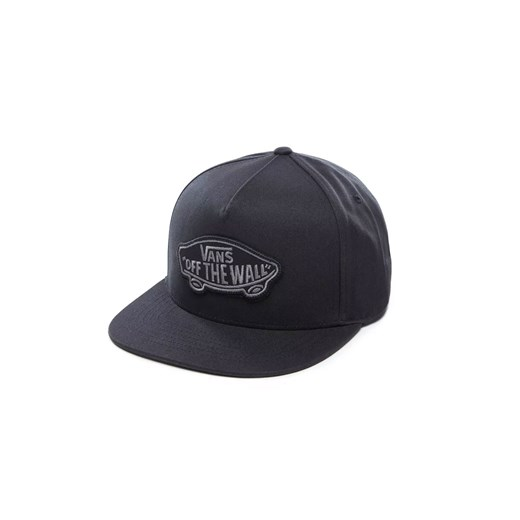 Vans Mn Classic Patch Snapback Black-One size Vans  One Size okazja Shooos.pl