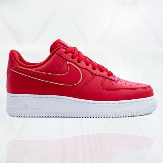 Buty sportowe damskie Nike do biegania air force wiązane bez