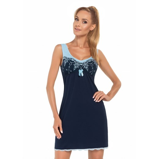 Koszula nocna Donna w stylu marine w Domodi  aPDWY