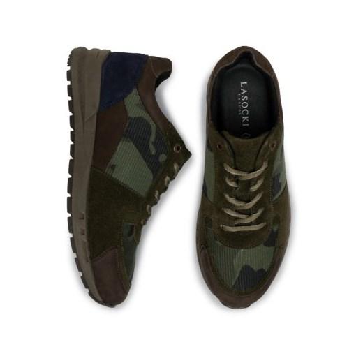 Lasocki For Men buty sportowe męskie wiązane w Domodi