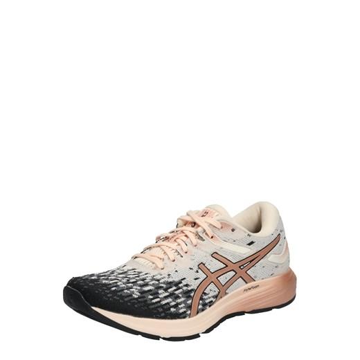 Buty sportowe damskie Asics dla biegaczy sznurowane na płaskiej podeszwie bez wzorów wiosenne