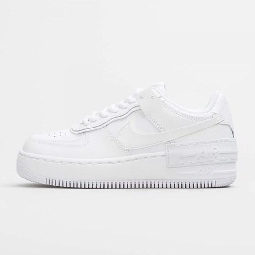 Buty sportowe damskie Nike do biegania air force białe