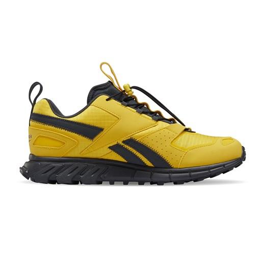 Reebok buty sportowe męskie żółte w Domodi