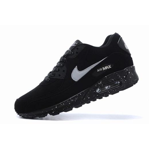 Nike Sportswear Buty Air Max 90 czarny w Domodi