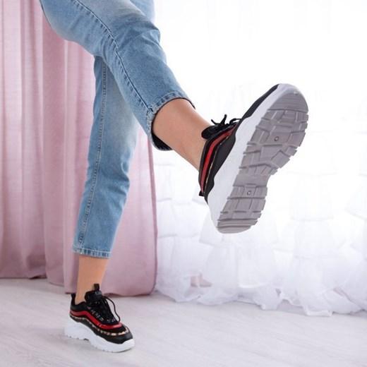 Sneakersy damskie Royalfashion.pl sportowe wiosenne