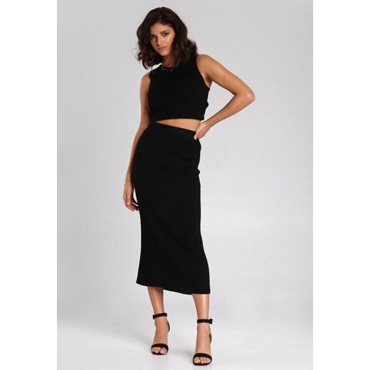 Renee spódnica czarna w Domodi