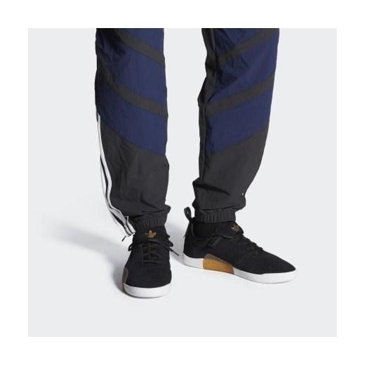 Buty sportowe męskie Adidas zamszowe sznurowane w Domodi