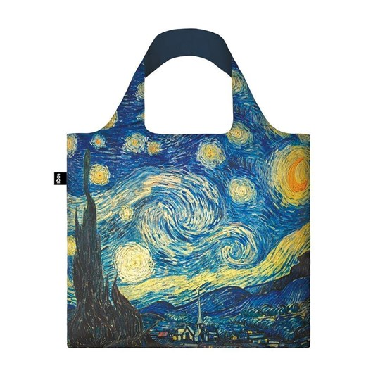 VINCENT VAN GOGH The Starry Night Bag Loqi   uniwersalny Cityrulers