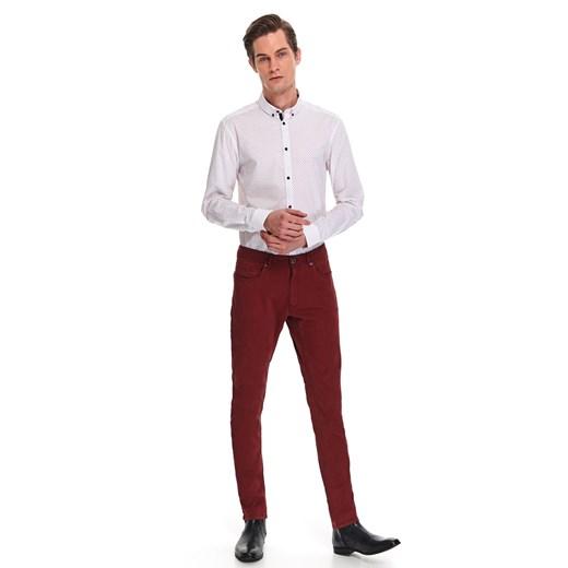 Top Secret koszula męska z długimi rękawami elegancka w Domodi  woERX