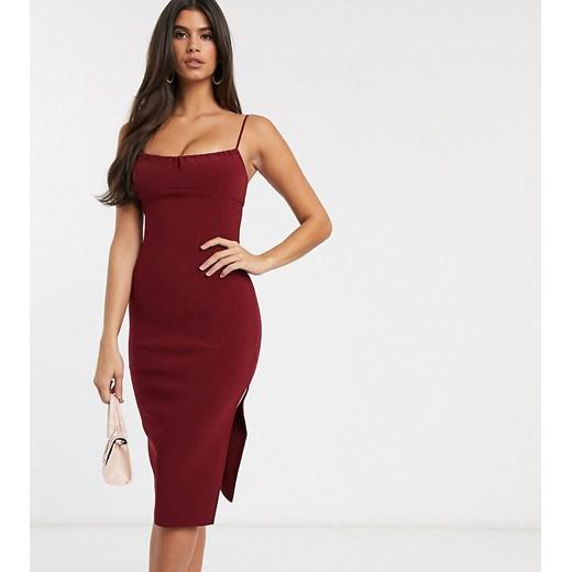 Sukienka Bec & Bridge Odzież Damska BT czerwony HGQJ