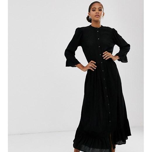 Sukienka Asos Odzież Damska KI czarny KIWO