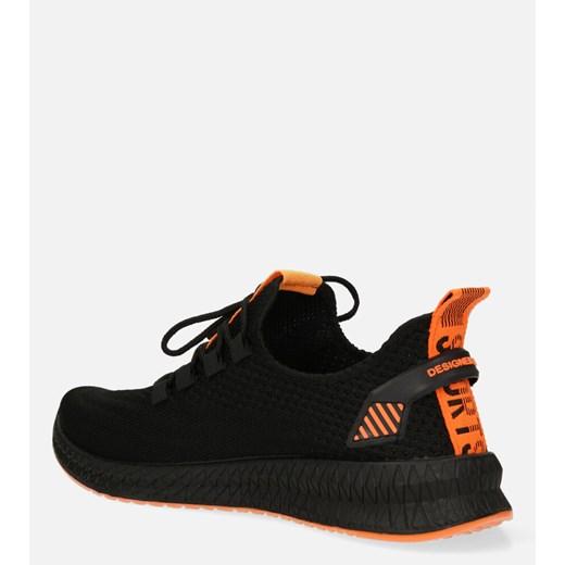 Buty sportowe męskie Casu sznurowane w Domodi