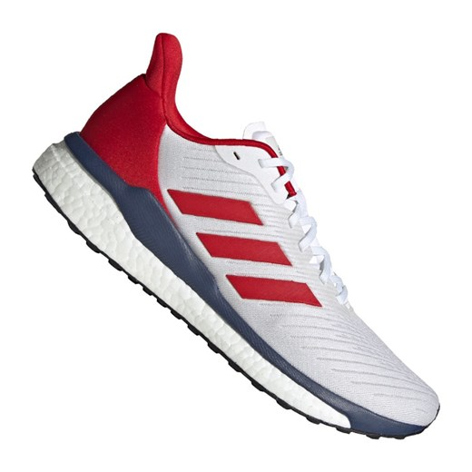 Buty sportowe męskie Adidas tkaninowe w Domodi